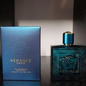 Brand New Versace Eros 3.4oz Never Opened